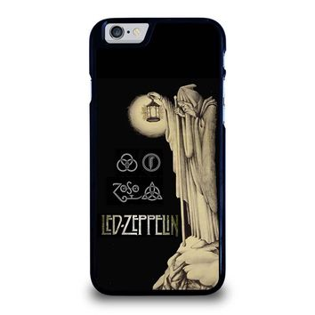 LED ZEPPELIN THE DARKNESS iPhone 6 / 6S Case Cover