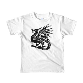 Mythical Beast Short sleeve Kids t-shirt