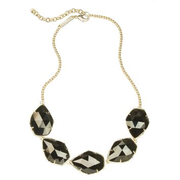 Kendra Scott Connely Necklace in Black