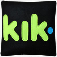 Kik Pillow