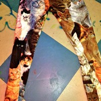 SWEET LORD O'MIGHTY! Crazy Cat Lady Leggings