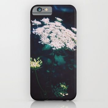 Anne's Lace iPhone & iPod Case by DuckyB (Brandi)