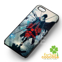 Sasuke Naruto Anime - zzDzz for  iPhone 6S case, iPhone 5s case, iPhone 6 case, iPhone 4S, Samsung S6 Edge
