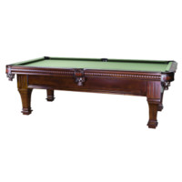 8 Foot Ramsey Pool Table, Billiard Table - NamcoPool.com
