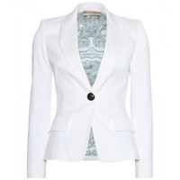 mytheresa.com -  Emilio Pucci - COTTON BLAZER - Luxury Fashion for Women / Designer clothing, shoes, bags