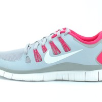 Nike 'Free 5.0' Running Shoe For Women's Grey Color Size 11.5