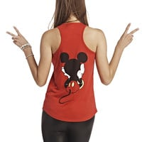 Mickey™ Front & Back Tank | Wet Seal