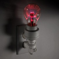 Plasma Bulb Night Light