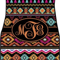 Car Mats Aztec Monogrammed Gift Ideas Car Accessories Car Mat Personalized Car Mats Monogrammed Car Mats