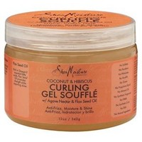 SheaMoisture® Coconut & Hibiscus Curling Gel Souffle - 12oz
