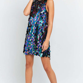 Sparkle & Fade Large Sequin Dress - Urban Outfitters