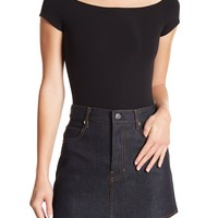Helmut Lang | Off-the-Shoulder Bodysuit | Nordstrom Rack