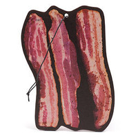 ThinkGeek :: Bacon Scented Air Freshener