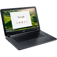 "Acer CB3-532-C47C 15.6"" Chromebook, Chrome OS, Intel Celeron N3060 Dual-Core Processor, 2GB RAM, 16GB Internal Storage - Walmart.com"
