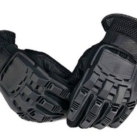 Transformers Tactical gloves Half Finger Airsoft Paintball Gear Cycling gloves