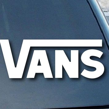 Vans  Logo Vinyl Sticker Decal Car Truck Windon Wall Laptop notebook