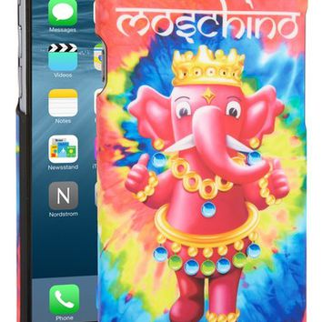 Moschino Tie Dye Elephant iPhone 6/6s Case | Nordstrom
