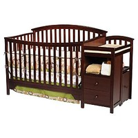 Delta Sonoma Crib N Changer-Espresso - Baby - Baby Furniture - Cribs