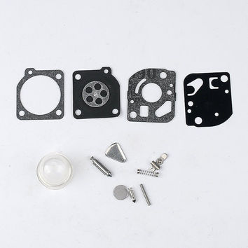 Carburetor Repair Kits Gaskets Diaphragm for ZAMA # RB-47 fits Poulan WeedEat...