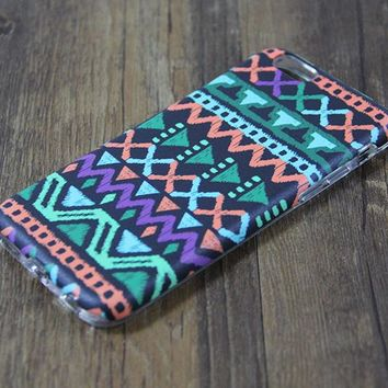 Tribal Native Ethnic Teen Geometric Tough Protective iPhone XS Max Case Galaxy S8 plus Snap Case 3D 205