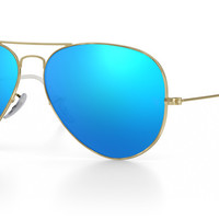 Customize Ray-Ban RB3025 Aviator Metal Sunglasses | Ray-Ban Canada