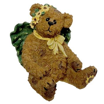 Boyds Bears Resin Sunny Summer's Blessing Figurine