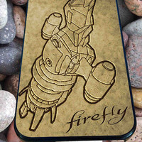 Firefly Serenity for iPhone 4/4s/5/5S/5C/6, Samsung S3/S4/S5 Unique Case *95*