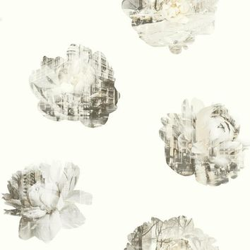 York RY2763 Risky Business 2 Double Exposure Removable Wallpaper