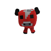 Minecraft 7-inch Baby Mooshroom Plush - Red