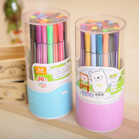 Lot Water Color Pen Brush Marker Highlighter For Kids Stationery Copic Markers Art Supplies School Washable