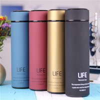 Food Grade Stainless Steel Vacuum Flasks Thermos Cup Thermo Mug For Coffee Tea Thermos Bottle Drinkware Accessories