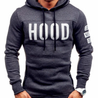 Hats Hoodies Men Pullover Jacket [10352113091]