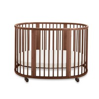 Stokke® Sleepi™ Walnut Crib