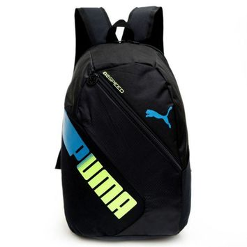 PEAPON PUMA'  Casual Sport Shoulder School Bag Backpack