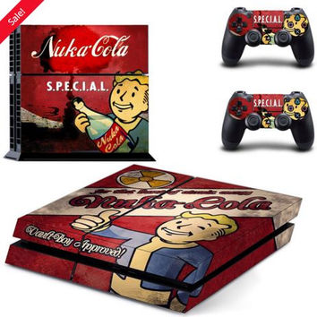 FALLOUT PS4 SKIN STICKER
