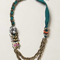 Anthropologie - Garden Vignette Necklace
