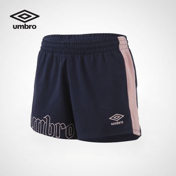 Umbro 2017 New Women Sports Shorts Pants  Breathable Fitness Soft Sportwear Running pants UCC63728