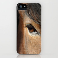 horse iPhone Case by Jana Behr | Society6