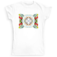 Women's T-Shirt - White Queen - Camaloon US