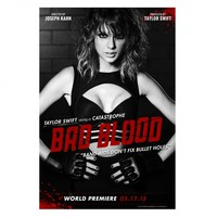 Bad Blood Video Poster #2