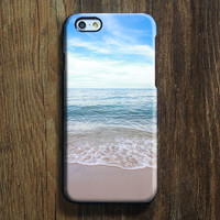 Sky Cloud Sea Beach iPhone 6s Case iPhone 6s Plus Case iPhone 6 Cover iPhone 5S 5 iPhone 5C Samsung Galaxy S6 Edge Galaxy s6 s5 s4 Galaxy Note 5 Note 4 Case 136