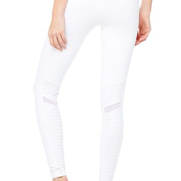 Women's Moto Leggings | ALO Yoga | ALO Yoga