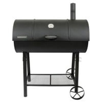 Brinkmann, 55 Gallon Drum Charcoal Grill, 810-3055-S at The Home Depot - Mobile
