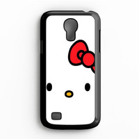 Cartoon Hello Kitty Galaxy S4 Mini Case