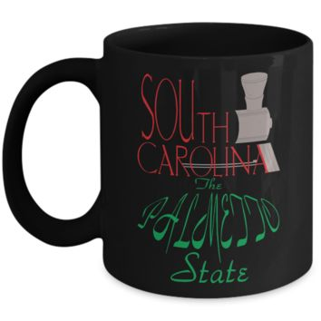 South Carolina Palmetto State Employee Mug Gift