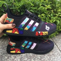 Adidas NMD Leisure sports shoes-25
