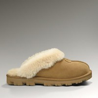 Ugg Coquette 5125 Chestnut Slippers