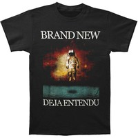 Brand New Men's  Deja Entendu T-shirt Black