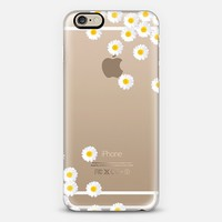 DAISY RAIN Crystal Clear iPhone Case iPhone 5s case by Monika Strigel | Casetify