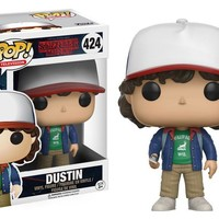 Funko POP! TV: Stranger Things - Dustin